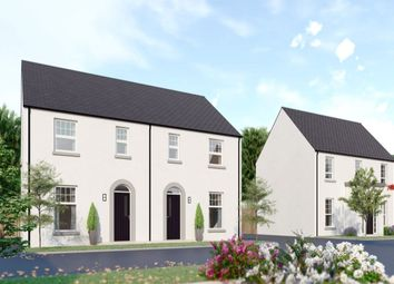 Thumbnail 3 bed semi-detached house for sale in Ashbourne Manor, Belfast Road, Carrickfergus