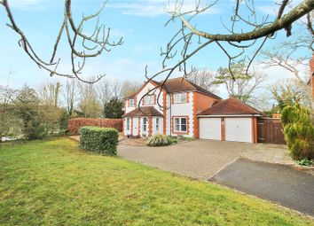 Thumbnail 5 bed detached house for sale in Fox Lea, Findon Village, Worthing, West Sussex