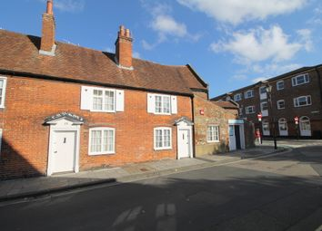 Thumbnail 2 bed end terrace house to rent in East Pallant, Chichester