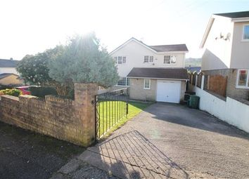 Thumbnail 4 bed detached house for sale in Celyn Isaf, Tonyrefail, Porth