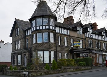 Thumbnail 1 bed flat to rent in West Lea Avenue, Harrogate
