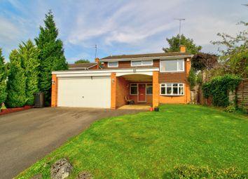 Perton Brook Vale, Perton, Wolverhampton WV6. 4 bed detached house