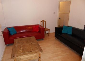 Thumbnail 4 bedroom terraced house to rent in Rhymney St, Cathays, Cardiff