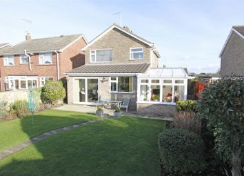 Thumbnail 3 bed detached house for sale in Fir Avenue, Bourne