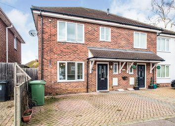 Thumbnail 3 bedroom semi-detached house for sale in Seymour Crescent, Hemel Hempstead, Hertfordshire