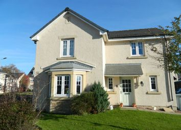 Thumbnail 4 bed detached house for sale in Willow Place, Lanark