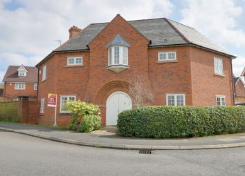 Thumbnail 4 bed detached house for sale in Redbourne Drive, Wychwood Park, Weston, Crewe, Cheshire