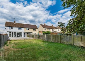 Thumbnail 2 bed semi-detached house for sale in Parkfields, Roydon, Essex