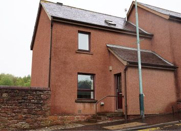 Thumbnail 2 bed terraced house for sale in Bellies Brae, Kirriemuir
