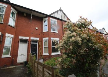 Thumbnail 3 bedroom terraced house to rent in Carill Drive, Fallowfield, Manchester
