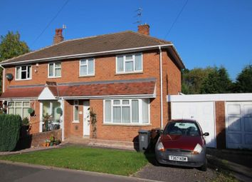Thumbnail 3 bed semi-detached house to rent in Swancote Drive, Penn, Wolverhampton