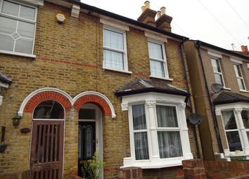 Thumbnail 2 bed flat for sale in Benson Road, Croydon