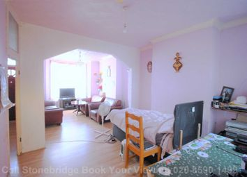 Thumbnail 3 bed terraced house for sale in Courtland Road, East Ham