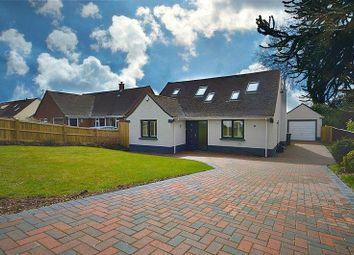 Thumbnail 3 bed detached house for sale in Chapel Lane, Croesyceiliog, Cwmbran