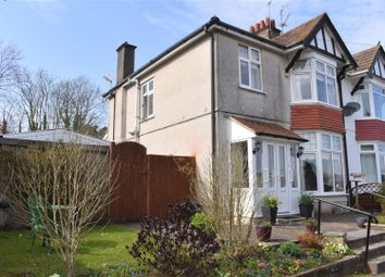 Thumbnail 3 bed semi-detached house for sale in Ashleigh Road, Sketty, Swansea