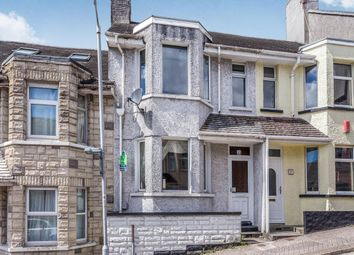 Thumbnail 4 bed terraced house for sale in Warleigh Avenue, Keyham, Plymouth