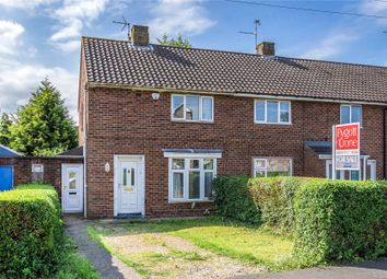 Thumbnail 2 bedroom end terrace house for sale in Laughton Way North, Lincoln