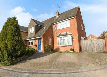 Thumbnail 4 bedroom detached house for sale in Cleycourt Road, Shrivenham, Oxfordshire