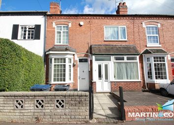 Thumbnail 2 bed terraced house to rent in Northfield Road, Harborne