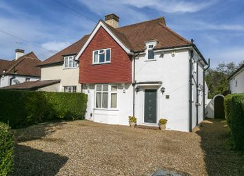 3 bed semi-detached house for sale in Roundwood Way, Banstead SM7