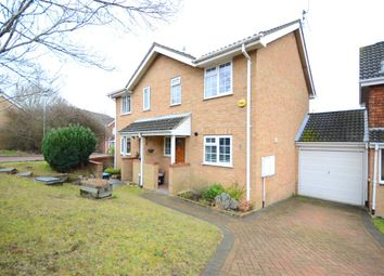 Thumbnail 2 bed semi-detached house for sale in Maltby Way, Lower Earley, Reading