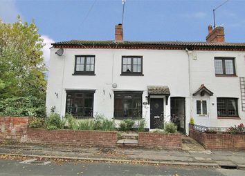 Thumbnail 3 bed end terrace house for sale in Upper High Street, Harpole, Northampton