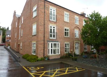 Thumbnail 2 bed flat to rent in Castlegate, Tutbury, Derbyshire