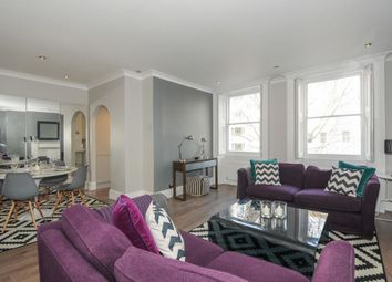 Thumbnail 1 bed flat to rent in Beaufort Gardens SW3,