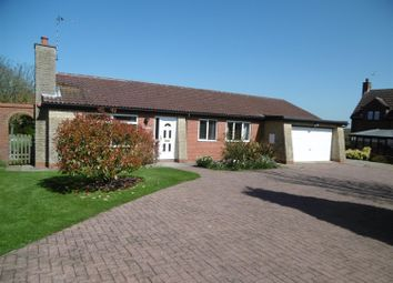 Thumbnail 3 bed detached house for sale in Lodge Lane, Upton, Gainsborough