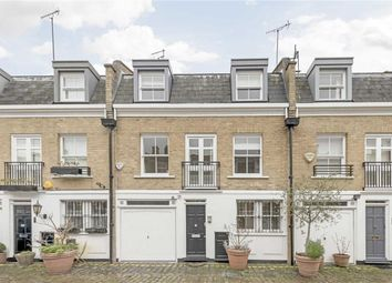 Thumbnail 3 bed terraced house to rent in Elnathan Mews, London