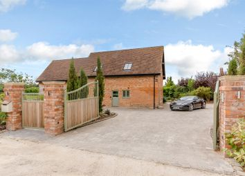 Thumbnail 4 bed barn conversion for sale in Grafton Lane, Ardens Grafton, Warwickshire