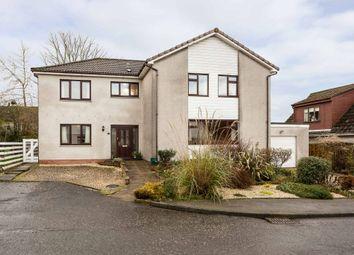 Thumbnail 5 bed detached house for sale in Upper Kinneddar, Saline, Fife