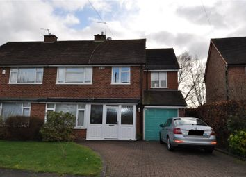 Thumbnail 4 bed semi-detached house for sale in St Denis Road, Bournville Village Trust, Selly Oak, Birmingham