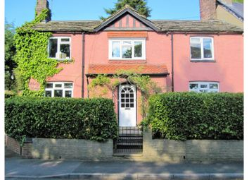 Thumbnail 3 bed cottage for sale in Whirley Road, Macclesfield