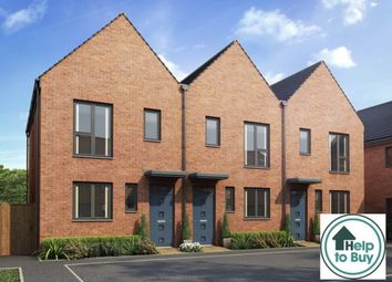 Thumbnail 2 bed terraced house for sale in The Duo, Meaux Rise, Kingswood, Hull