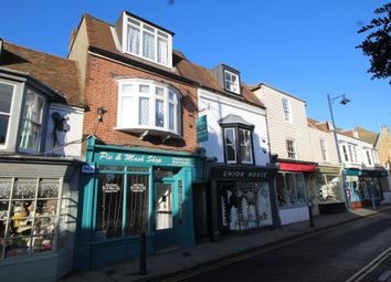 Thumbnail 3 bed flat to rent in Harbour Street, Whitstable