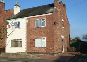 Thumbnail 3 bed semi-detached house to rent in Beech Lane, Stretton, Burton-On-Trent