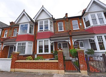 Thumbnail 4 bed terraced house for sale in Ravensbury Road, London
