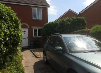 Thumbnail 2 bed end terrace house to rent in Shepherds Pool, Evesham, Evesham