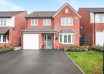 Thumbnail 4 bed detached house for sale in Greendale Road, Nuneaton, Warwickshire