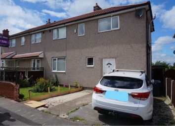 Thumbnail 3 bed semi-detached house for sale in Cliffe Road, Barnsley