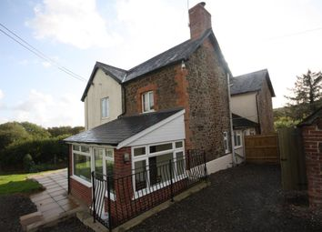 Thumbnail 3 bed property to rent in East Barn Down Cottage, Torrington, Devon