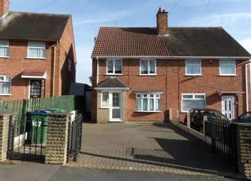 Thumbnail 3 bed semi-detached house for sale in The Oval, Smethwick, Birmingham, West Midlands