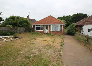 Thumbnail 2 bed detached bungalow for sale in Reepham Road, Norwich