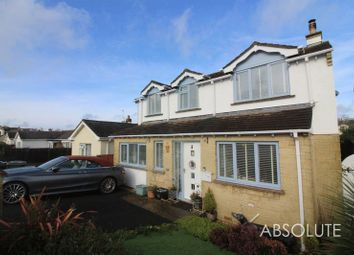 Thumbnail 3 bed detached house to rent in Mayfair Road, Ipplepen, Newton Abbot