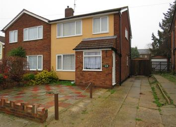 Thumbnail 3 bed property to rent in Valentines Drive, Colchester