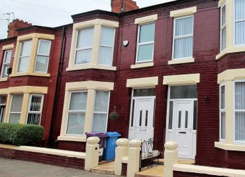 Thumbnail 5 bed terraced house for sale in Evered Avenue, Walton, Liverpool