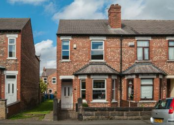 Thumbnail 3 bed end terrace house for sale in Poplar Avenue, Altrincham