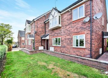 Thumbnail 3 bed flat for sale in Palm Court Green Lane, Hadfield, Glossop