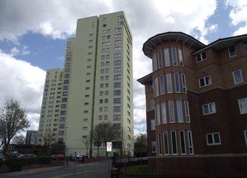 Thumbnail 1 bed flat to rent in Sandown Court, Preston, Lancashire